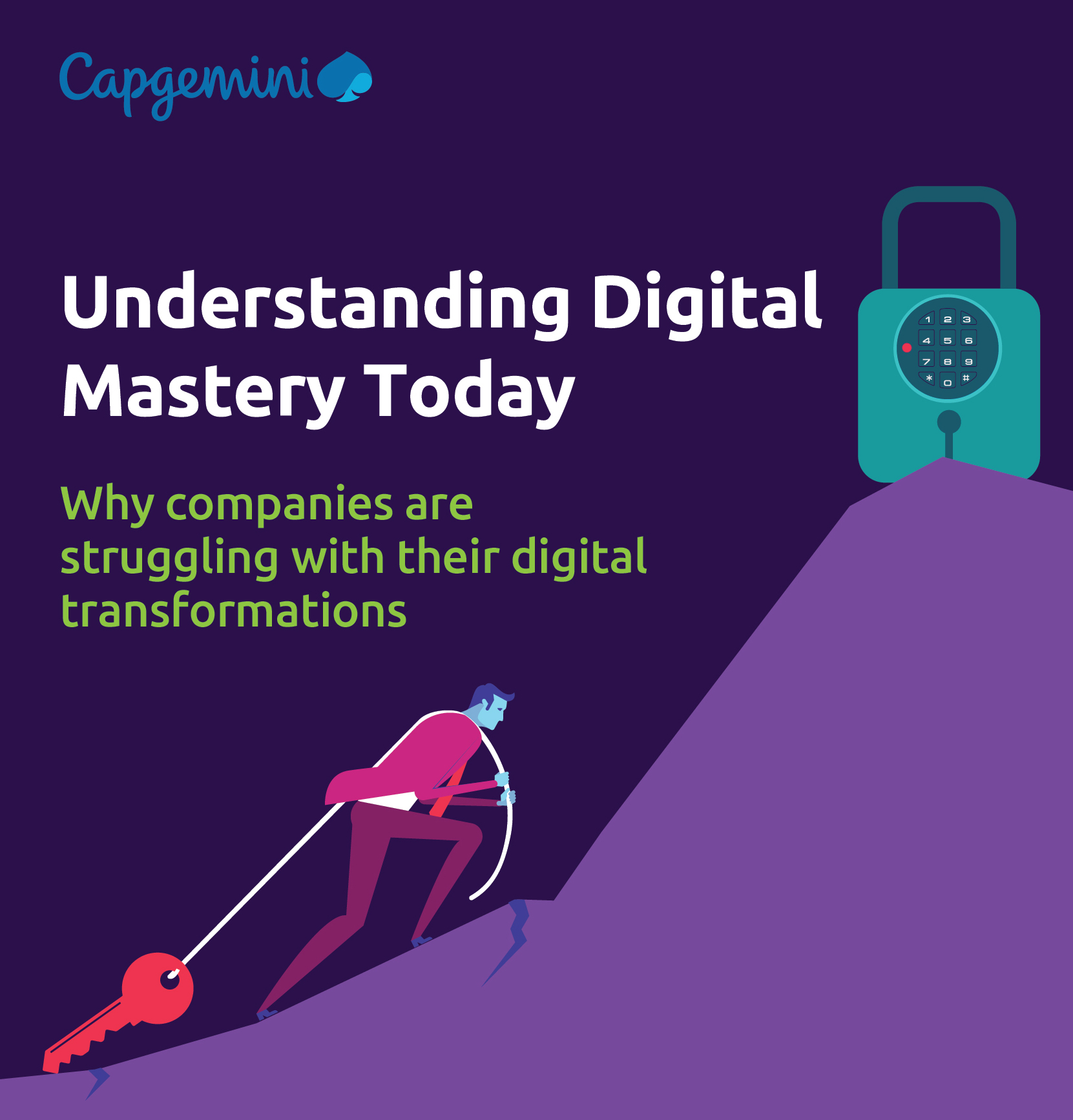 Discovery call for Digital Mastery DTI Infographics