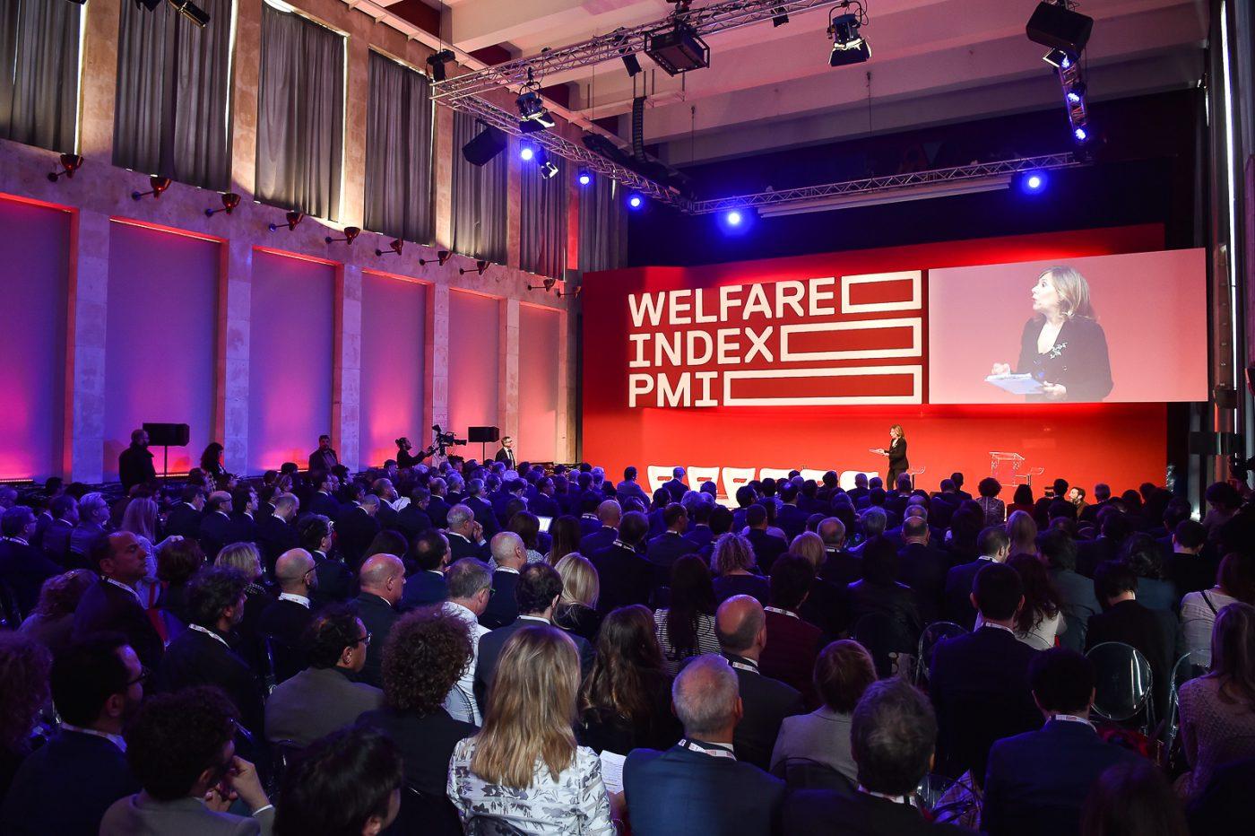 Welfare Index PMI, edizione 2019