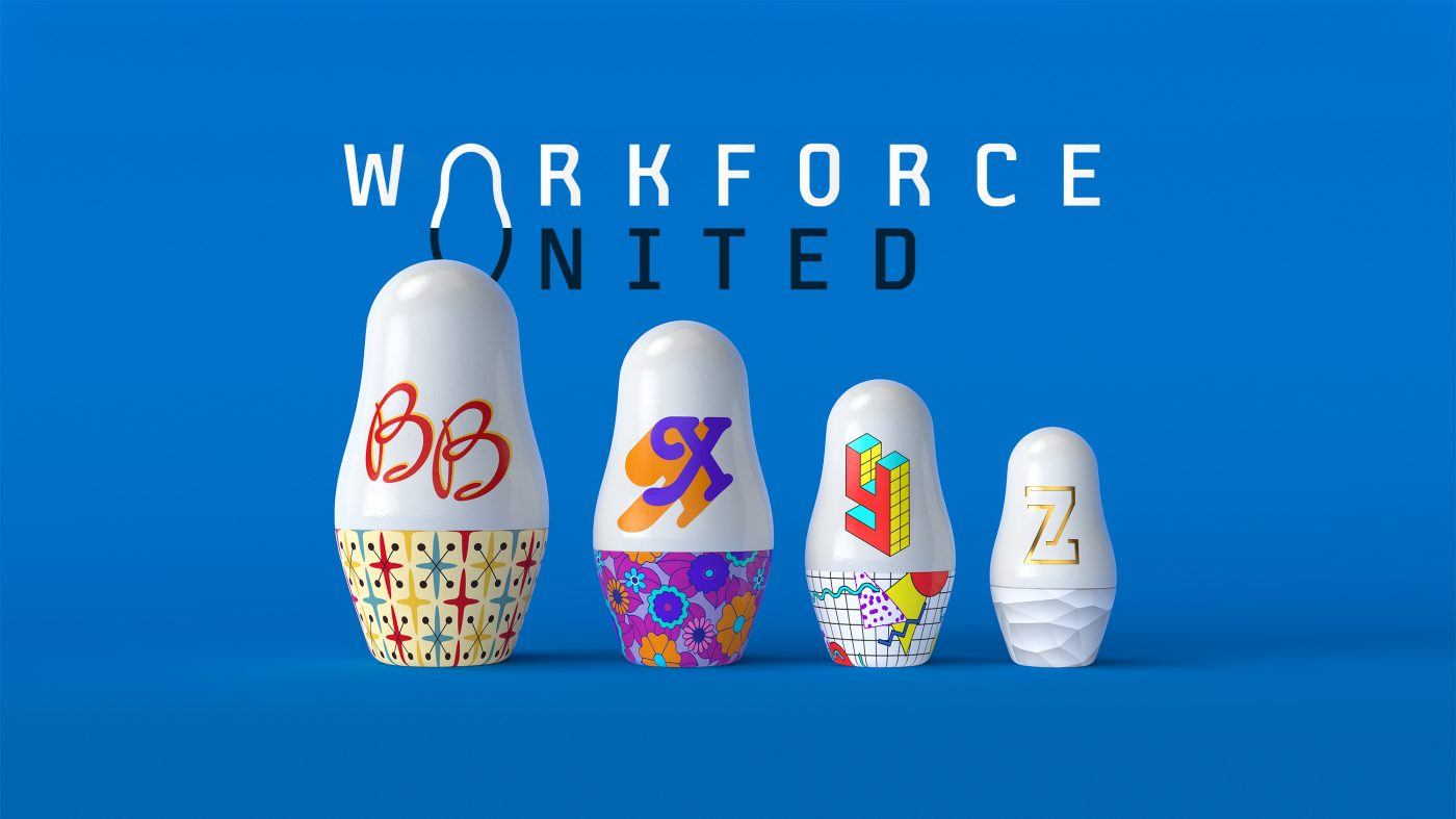 Workforce United, aspettative e valori non hanno età