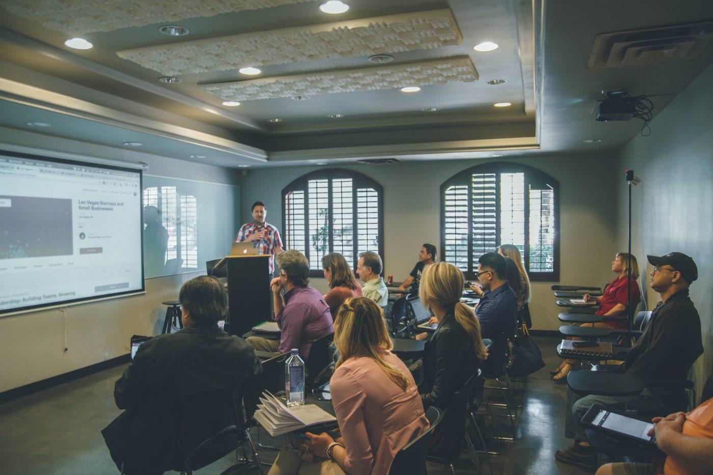Flipped Classroom per la formazione manageriale