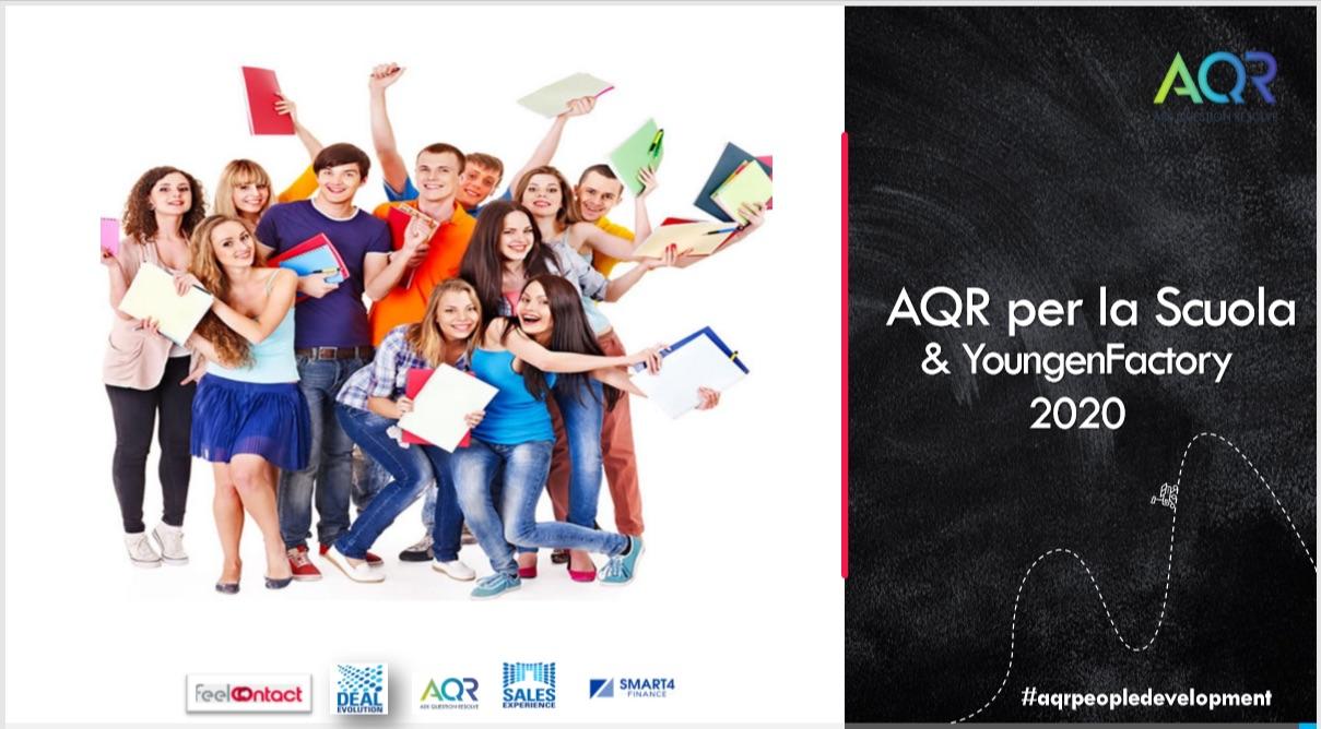 AQR giovani formazione
