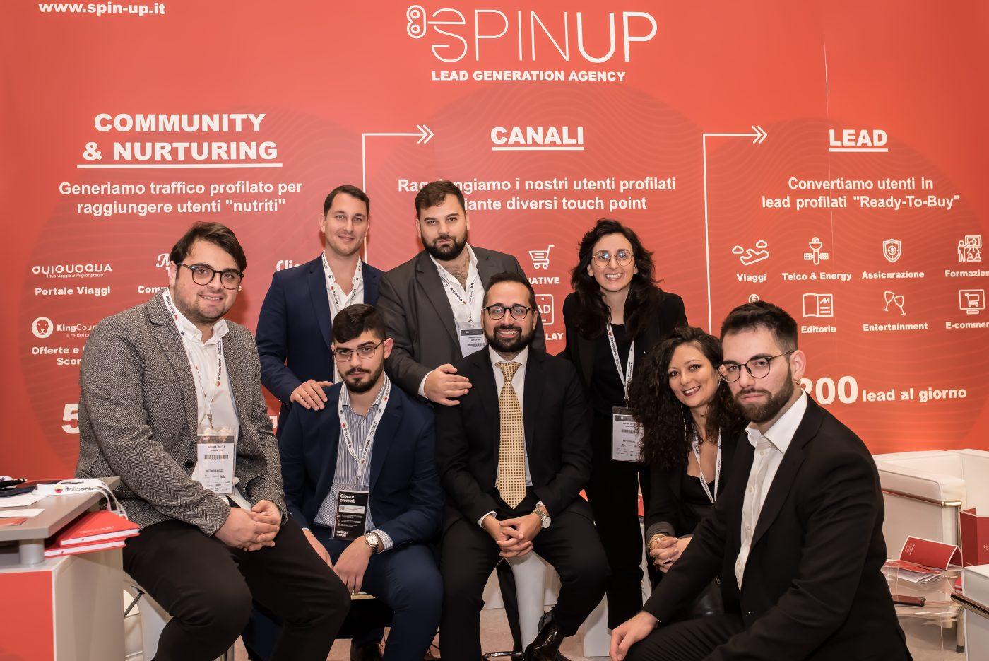 SpinUp formazione digitale