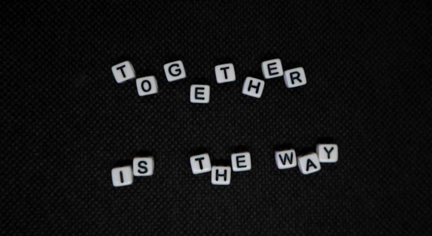 Puntare sulla collaborazione per vincere incertezza e paura