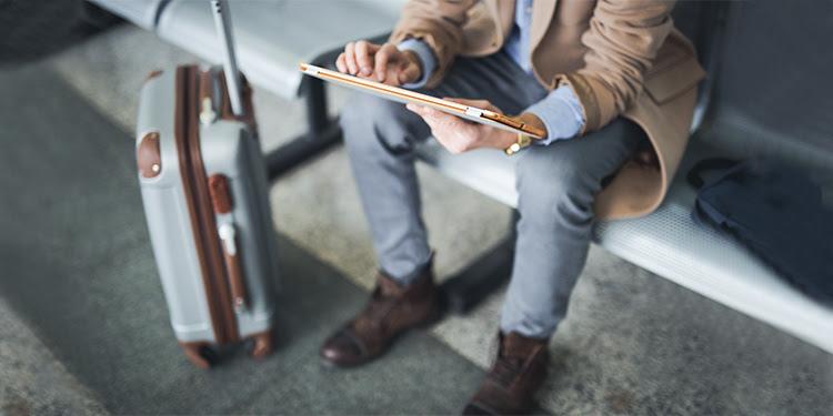 salute dei lavoratori in viaggio