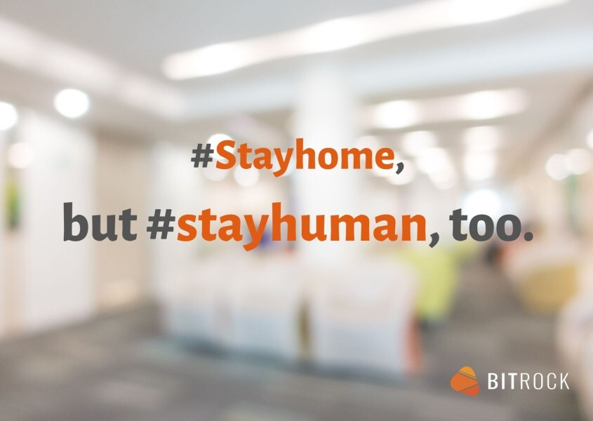 StayHuman bitrock