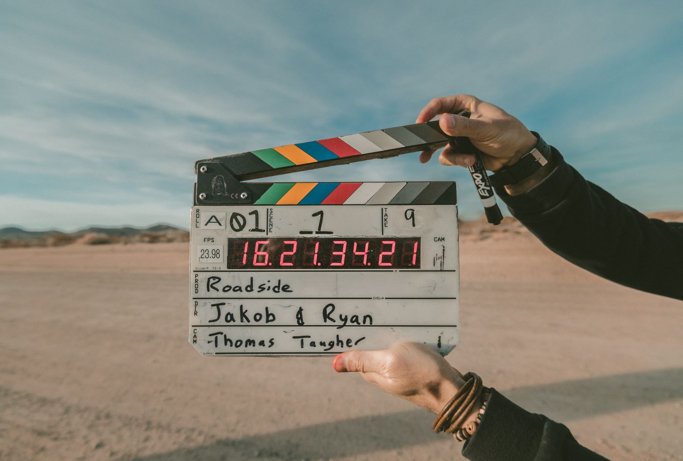 film team building